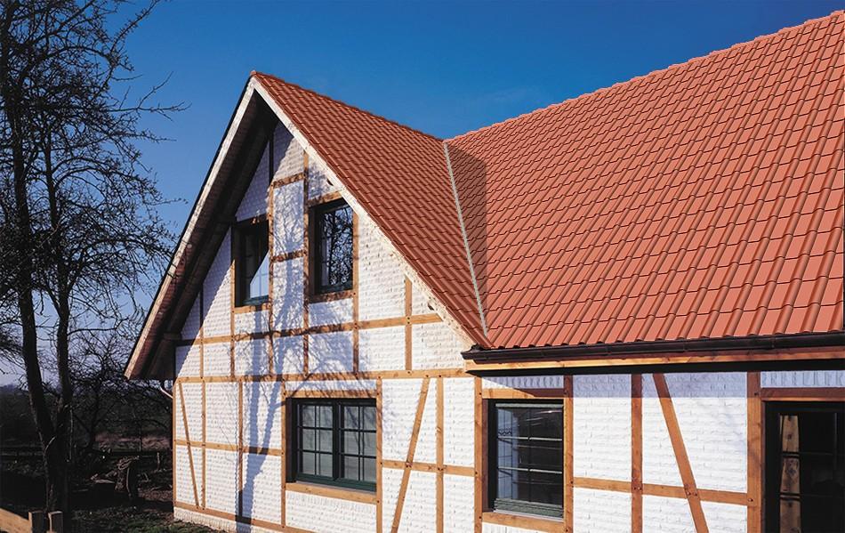 dachziegel rubin 15 ein dachziegel aus dem hause braas. Black Bedroom Furniture Sets. Home Design Ideas