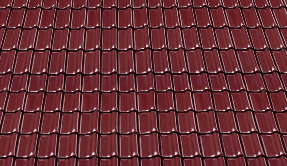 Dachziegel farben  MZ3 - günstige Baustoffe online.