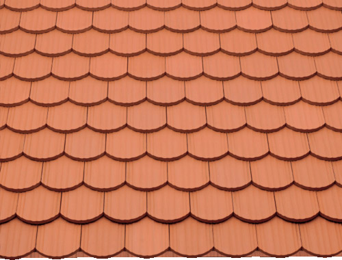 Dachziegel zeichnung  Dachziegel Serie OPAL, KIRCHENBIBER und DOMBIBER von BRAAS ...