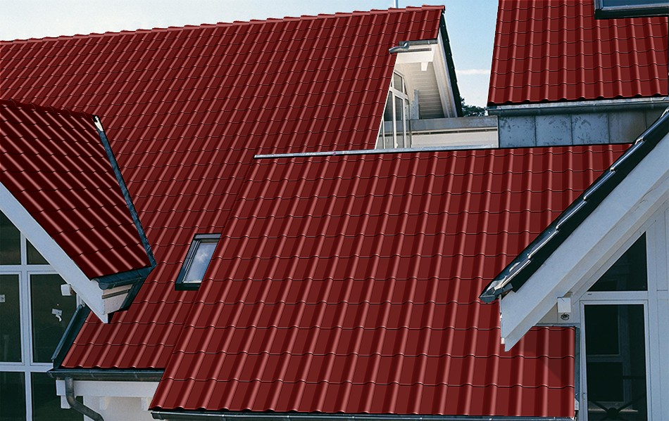 Dachziegel Heisterholzer Rubin 11v Ein Dachziegel Aus Dem Hause