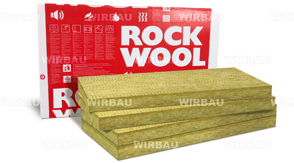 rockwool frontrock 035 g nstige baustoffe online. Black Bedroom Furniture Sets. Home Design Ideas