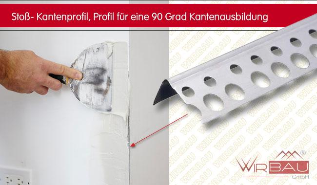 eckschutzprofil g nstige baustoffe online. Black Bedroom Furniture Sets. Home Design Ideas